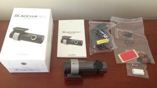 BlackVue DR500GW HD - Unboxing & Review