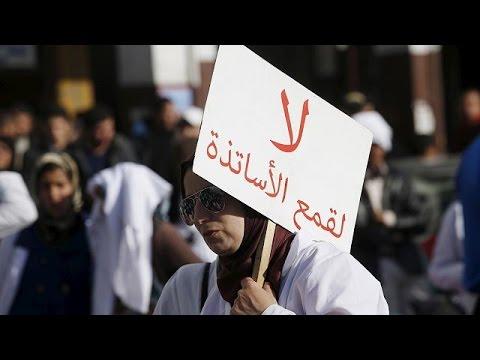 Ex-prisoners in Morocco call for probe into 2003 Casablanca bombings