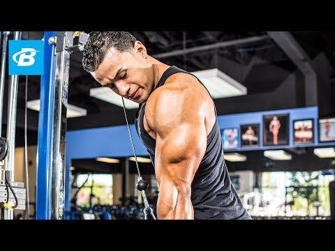 Ultimate Shoulders & Triceps Blast   Steven Lopez