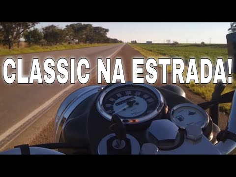 Royal Enfield - De Sao Paulo a Brasilia