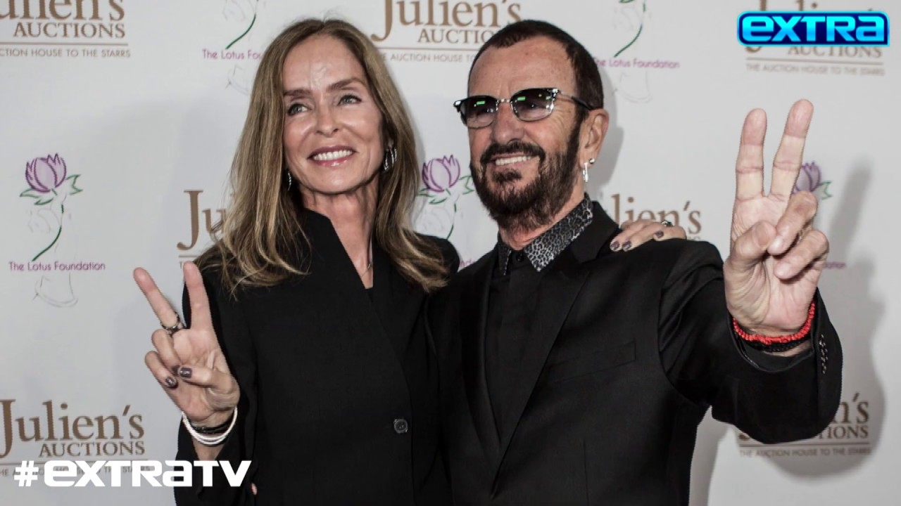 Ringo Starr Talks 38-Year Marriage to Barbara Bach - YouTube