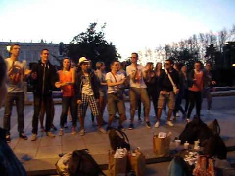 convivencia con musicos madrilenos
