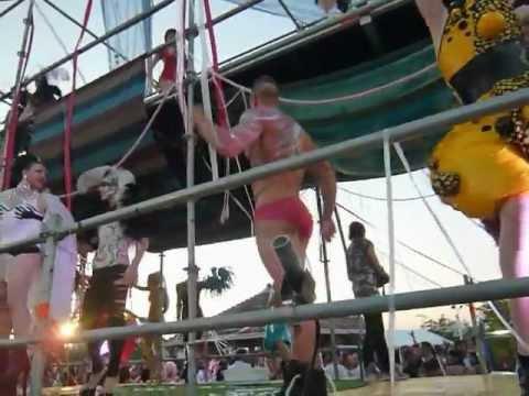 THE ITALIAN CIRCUS - terrazza mare jesolo 17 giugno \'12 - YouTube