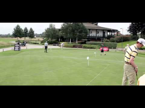 Britain's Best Putter qualifier at Kings Hill Golf Club