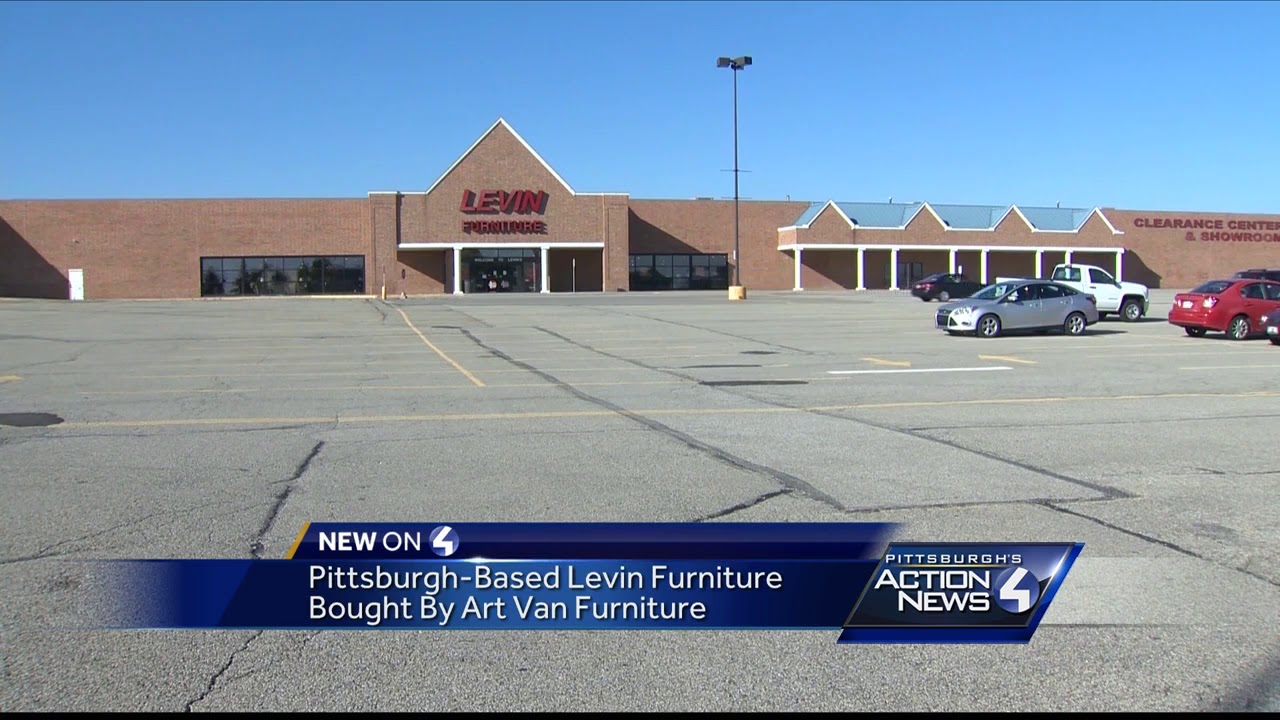 The Pittsburgh Based Levin Furniture Chain Is Being Sold