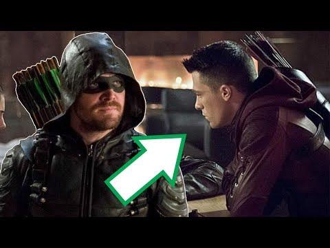 Roy Harper Returns! Black Siren becomes Black Canary? - Arrow 6x15 Teaser Breakdown!