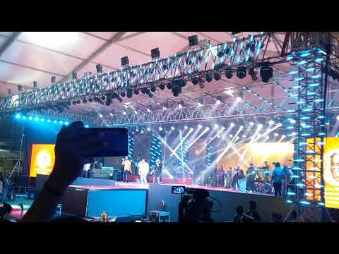 #Desi Boys Song Live Show Pritam In Mysore