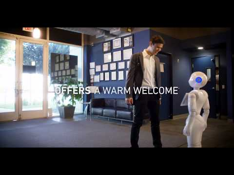 Impress Your Guests Like Never Before with Pepper as Host