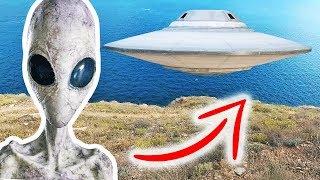 НЛО в Крыму, Медведь Гора - Снято на Камеру 2018 HD (UFO)