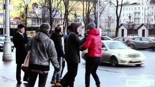 Помощь в драке / Русские VS Кавказцы социальный эксперимент