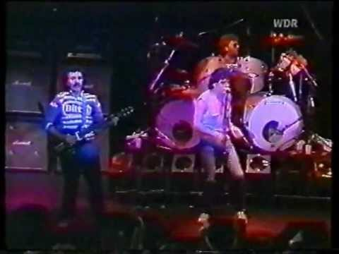 Nazareth Live 1984 Ruby Tuesday