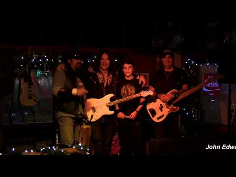 """Jumping Jack Flash"" (Rolling Stones) - Juke Joint Rockers LIVE at Smoke Meat Pete"