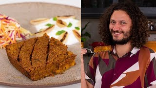 KIBE DE ABÓBORA DE FORNO | Receitas Vegetarianas | Rafael Ribas