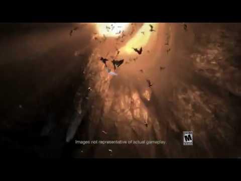 Dante's Inferno Trailer (Ain't No Sunshine)