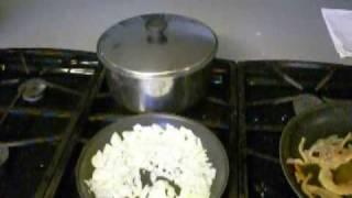Cajun Camellia White Beans Part 1