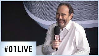Nouvelle Freebox : Xavier Niel invité exceptionnel du #01LIVE !