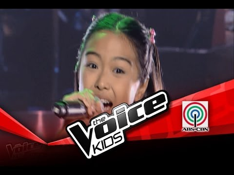 """The Voice Kids Philippines Blind Audition """"Price Tag"""" By Natsumi"""