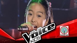 "The Voice Kids Philippines Blind Audition ""Price Tag"" by Natsumi"