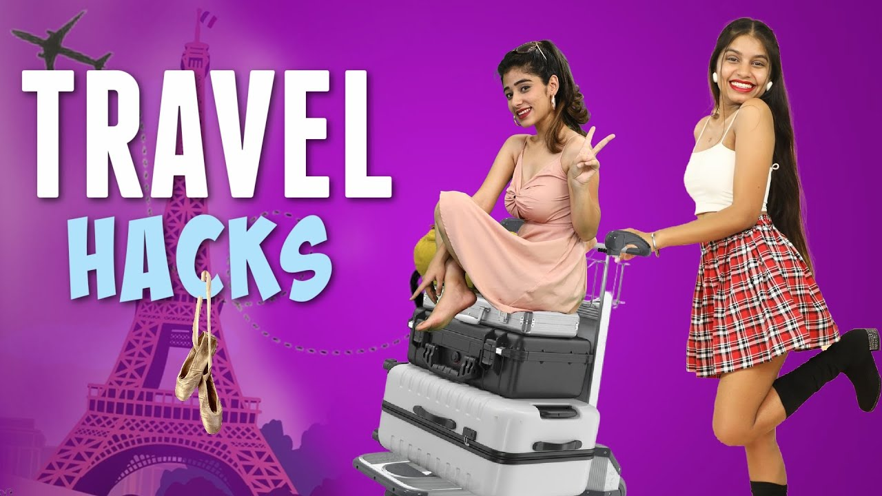6 Life Savings Travel Hacks & Tricks | Anaysa