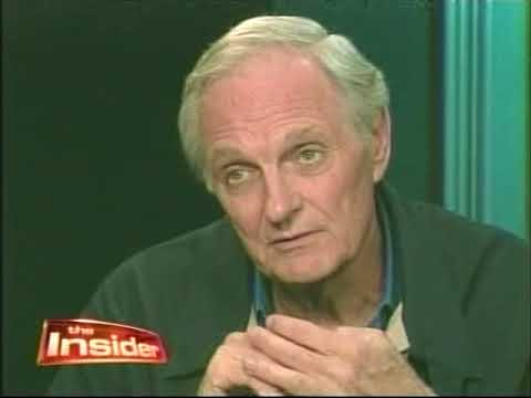 ALAN ALDA INTERVIEW 2005, M*A*S*H, WEST WING