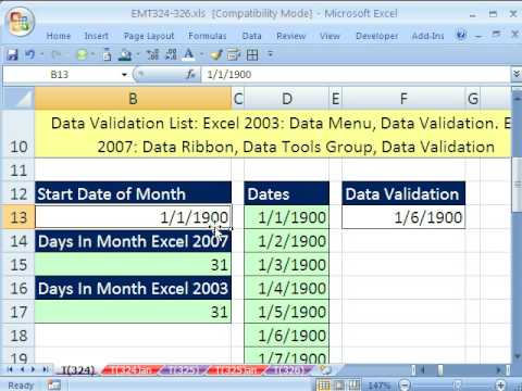 Excel Magic Trick 326: Hyperlink Worksheet To Worksheet - YouTube