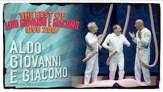 The Best of Aldo Giovanni e Giacomo 2016 - I gemelli (3 di 3)