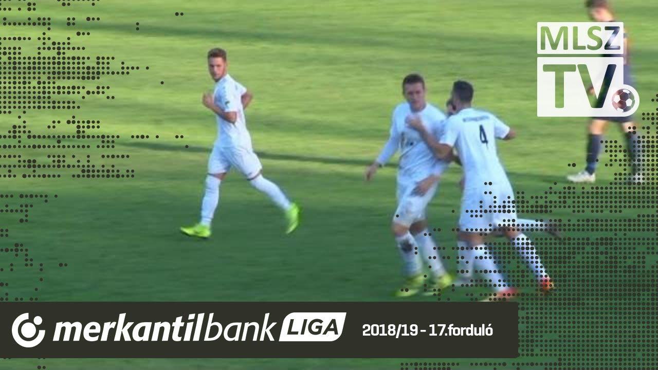 Credobus Mosonmagyaróvár - BFC Siófok | 1-3 (0-1) | Merkantil Bank Liga NB II.| 17. forduló |