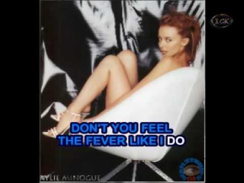 Karaoke - Kylie Minogue - Fever - Clip Resident Evil