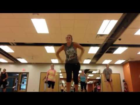 1 2 Step Ciara Hip Hop Dance Workout