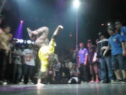 All Battle All - Break Dance Event - Argentina 2010 / Super Campeones vs. Fuera de Limite PART. 2