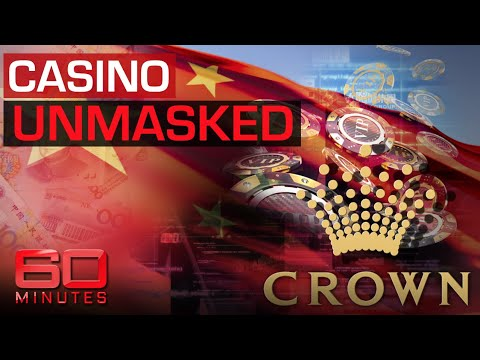 EXCLUSIVE: Crown Casino exposed. Sex trafficking, drugs, money laundering | 60 Minutes Australia