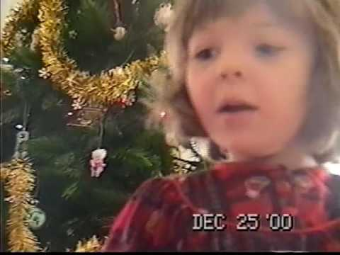 Williams Family Video 2000 Christmas