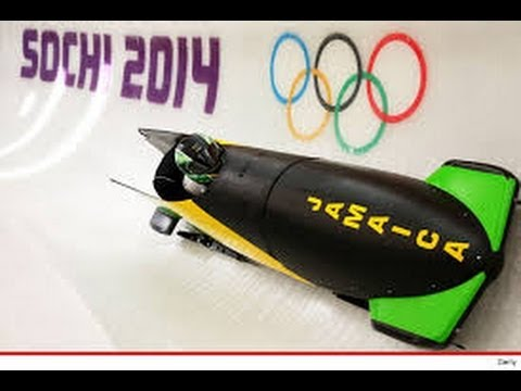 Sochi 2014 Olympics Jamaican Bobsled Team - Funny SNL Spoof  #ComedyAndVideos