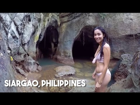 Best Secret Spots of the Philippines (Siargao Cave Pools)