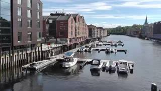 Trondheim (norway)   Old City