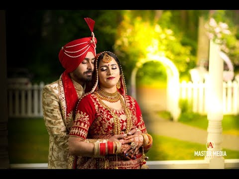 Kikli Carry On Jatta 2 Gippy Grewal iDavinder Satnaam Wedding Highlights