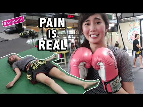 GAMERS DO MUAY THAI IN THAILAND (ft. JianHao Tan)