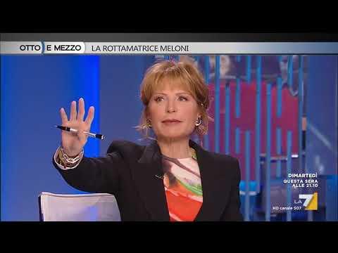 Otto e mezzo - La rottamatrice Meloni (Puntata 05/12/2017)