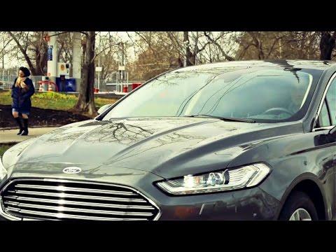 Едем в офис 7 новый Ford Mondeo