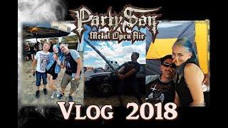 Sandsturm Apokalipse 💨⛺😱 - Party.San Vlog 2018 🤟🏻 | Steffi Versatile