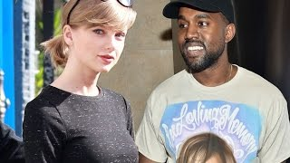 Kim K Posts Conversation between Kanye West and Taylor Swift Where She Hears 'Famous' Lyrics.