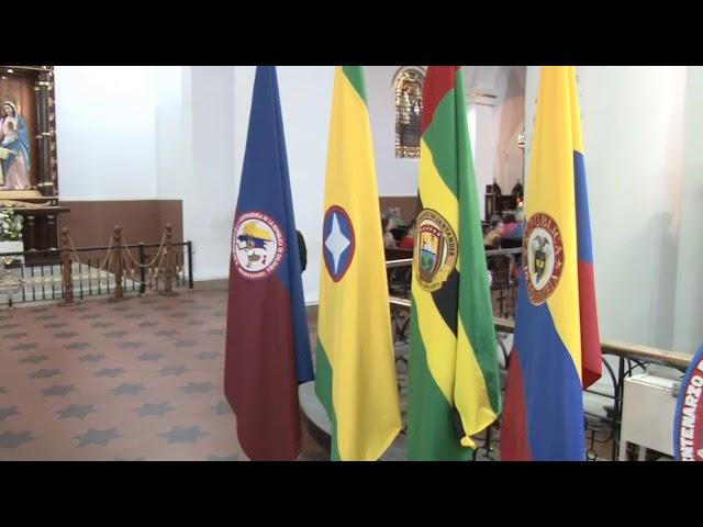 SANTA EUCARISTÍA  Institución Educativa Bicentenario de la Independencia de la República de Colombia