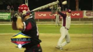 Venezuela vs Canadá - Semifinal - Fastpitch Venezuela