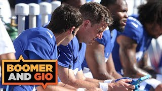 The end of the Eli Manning era! | Boomer & Gio