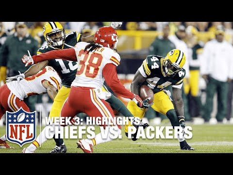 Chiefs vs. Packers | Week 3 Highlights | NFL