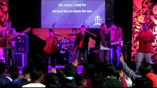Day 4 This is amazing grace   SYNC 2015 Music Dept India YFC