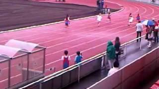 C.A. FOLA - soirée I 17.6.2011 - 50m Sprint Benjamines