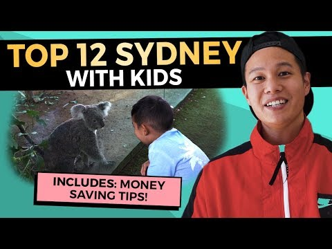 Sydney with Kids: TOP 12 Fun Things To Do (2019)   Attractions, Museums & More!