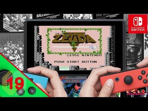 NES – Switch Online Let's Show ★ 19 ★ The Legend Of Zelda ★  Deutsch