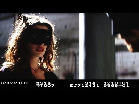 Screentest: Anne Hathaway (Catwoman), Tom Hardy (Bane) 'The Dark Knight Rises'